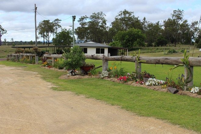 Picture of 230 Wolskis Road, MANNUEM QLD 4610