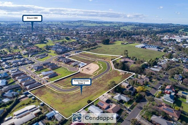 Picture of 29 (Lot 14) Timbertop Crescent, DROUIN VIC 3818