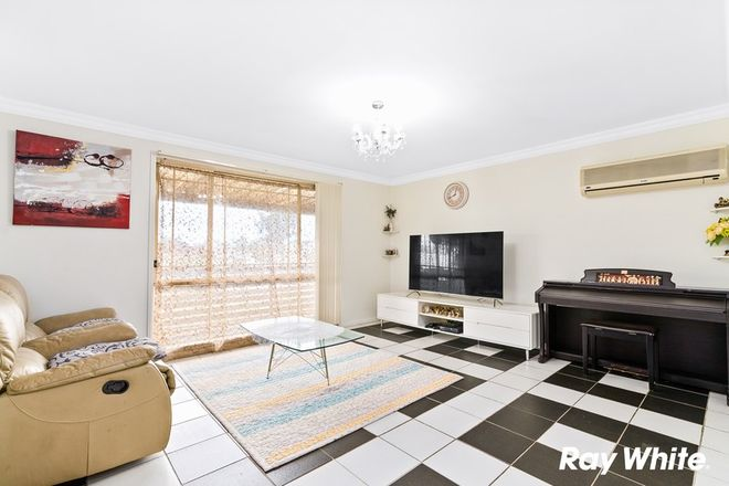 Picture of 12 Golding Drive, GLENDENNING NSW 2761