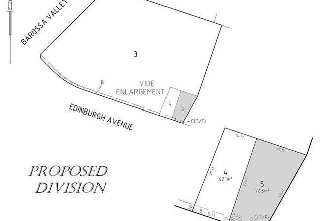 Lot 5 Edinburgh Avenue, TANUNDA SA 5352