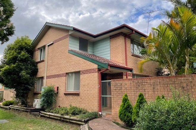 Picture of 1/15 Hythe Street, MOUNT DRUITT NSW 2770