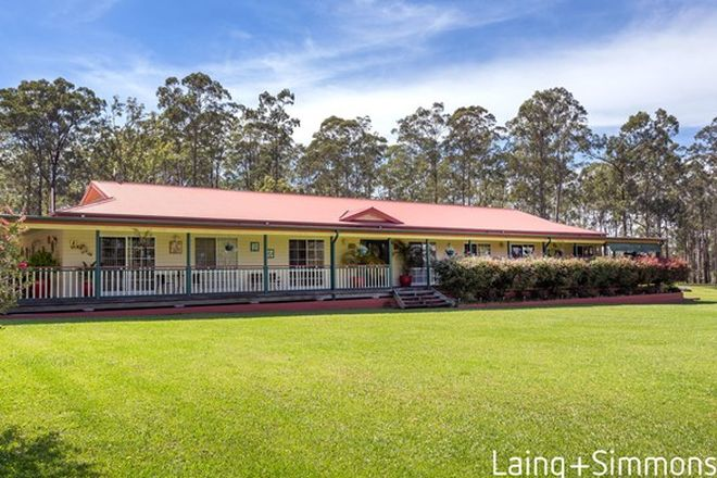 Picture of 984 Comboyne Road, CEDAR PARTY NSW 2429