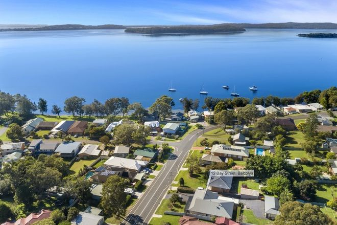 Picture of 12 Bay Street, BALCOLYN NSW 2264