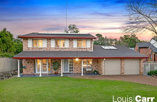 Picture of 16 Cansdale Place, Castle Hill NSW 2154