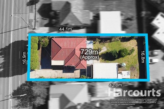 Picture of 1301 Heatherton Rd, NOBLE PARK VIC 3174
