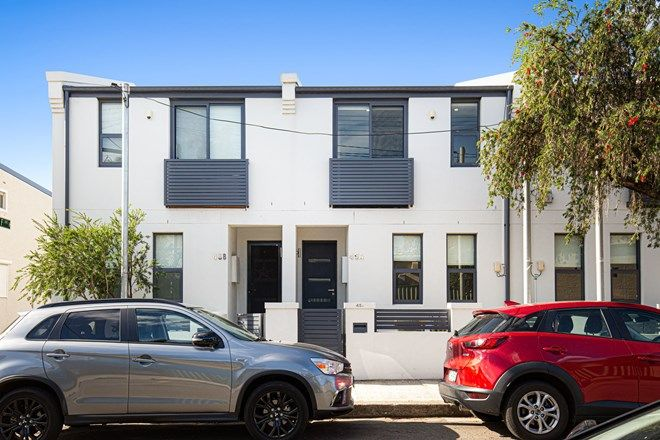 Picture of 45A Grove Street, ST PETERS NSW 2044