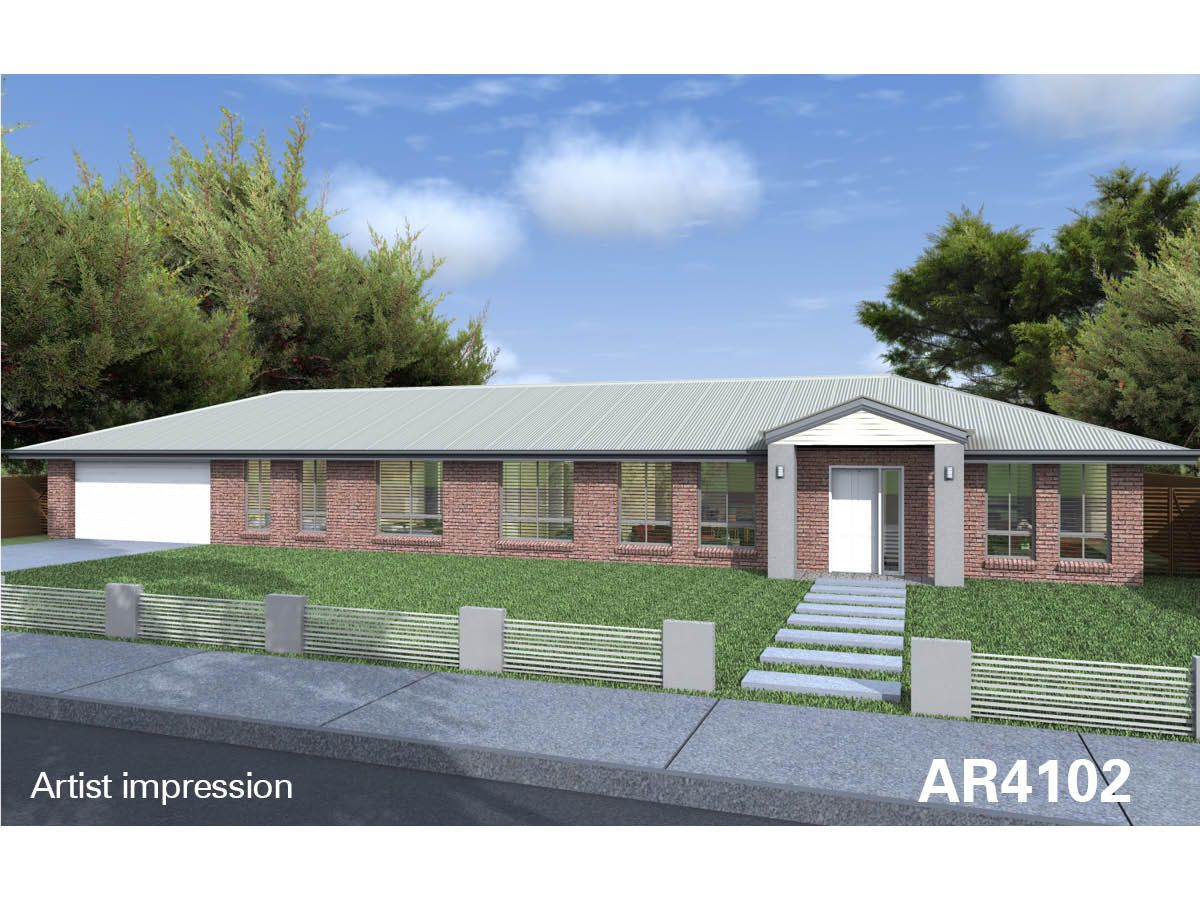 Lot 37 Doncaster Drive, Rosenthal Heights QLD 4370, Image 0