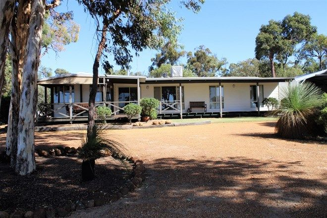 Picture of 80 Beach Road, Moondyne, LOWER CHITTERING WA 6084