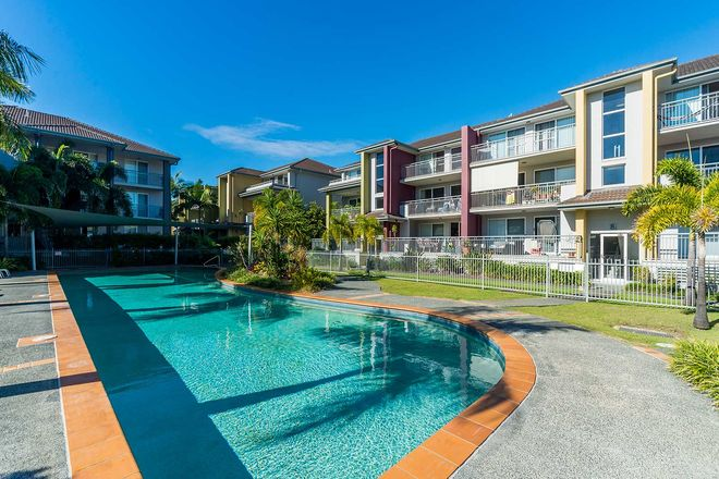 Picture of 1110/33 Clark Street, BIGGERA WATERS QLD 4216