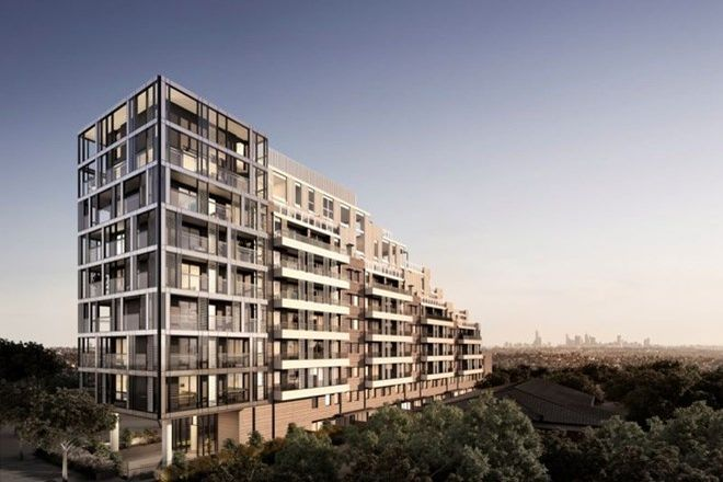 Picture of 507/5 Sovereign Point Court, DONCASTER VIC 3108