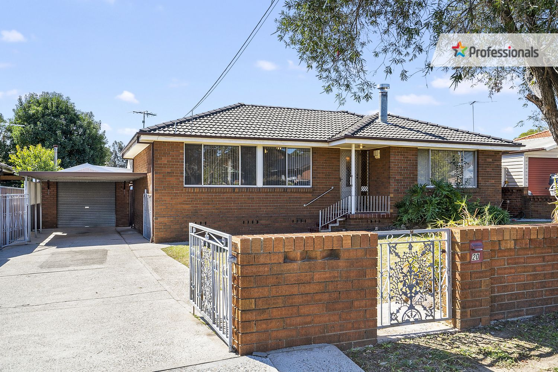 20 Jacaranda Crescent, Casula NSW 2170, Image 0