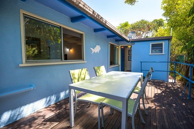 Picture of 76 Mooloomba Road, POINT LOOKOUT QLD 4183