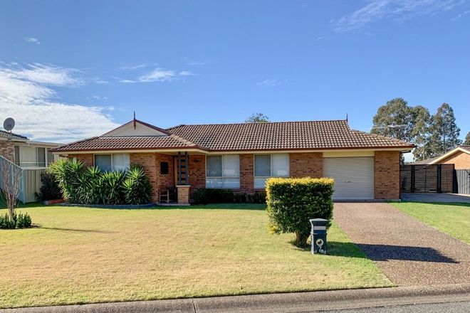 Picture of 7 Robinson Way, SINGLETON HEIGHTS NSW 2330