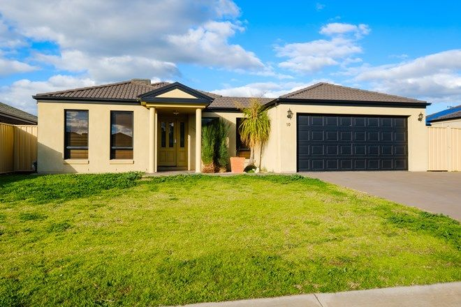 Picture of 10 Nicolina Street, COBRAM VIC 3644