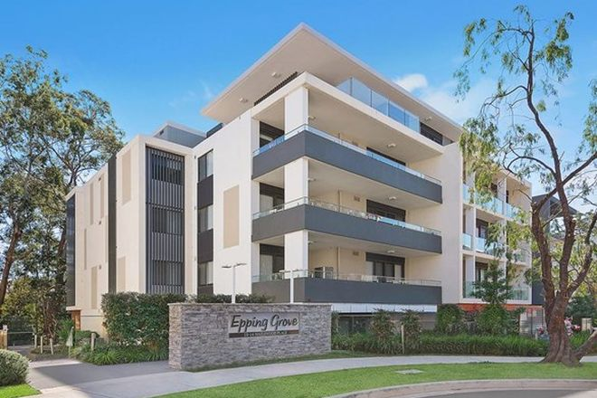 Picture of 10-14 Hazlewood Place, EPPING NSW 2121