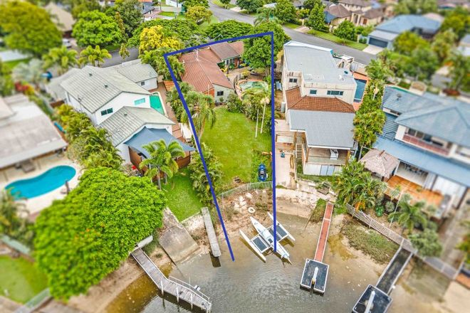 Picture of 7 Tyrone Avenue, SORRENTO QLD 4217