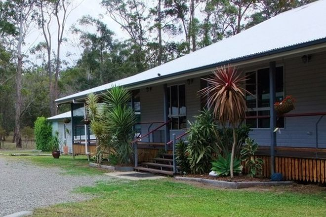 Picture of 52 Whistlers Lane, VERGES CREEK NSW 2440