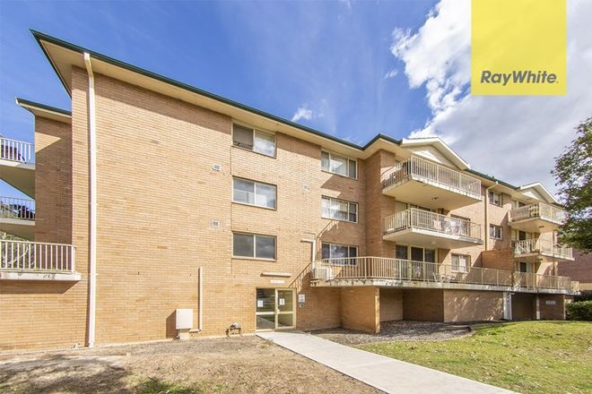 Picture of 8/2-8 Bailey Street, WESTMEAD NSW 2145