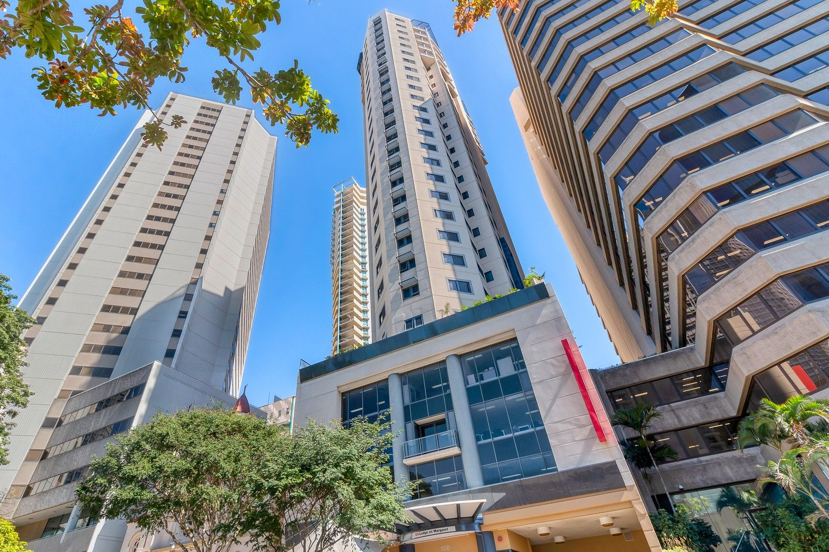 1 bedrooms Apartment / Unit / Flat in 108 Margaret Street BRISBANE CITY QLD, 4000