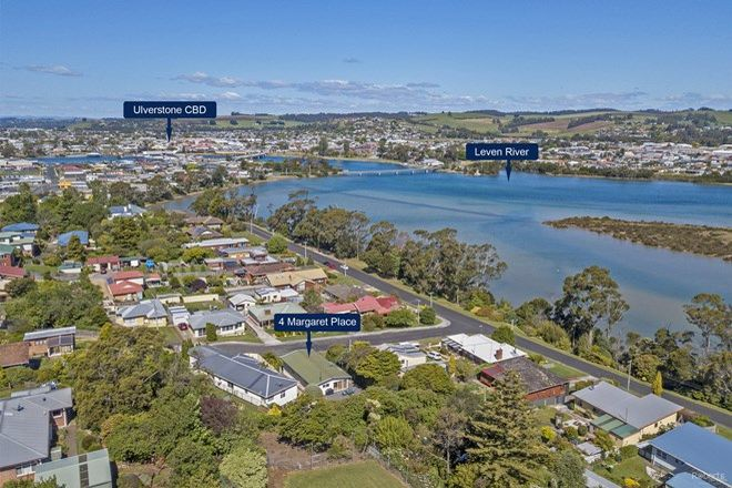Picture of 4 Margaret Place, WEST ULVERSTONE TAS 7315
