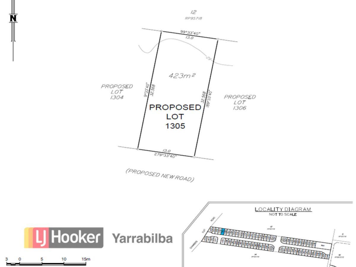 Lot 1305/366 Chambers Flat Road, Logan Reserve QLD 4133, Image 0
