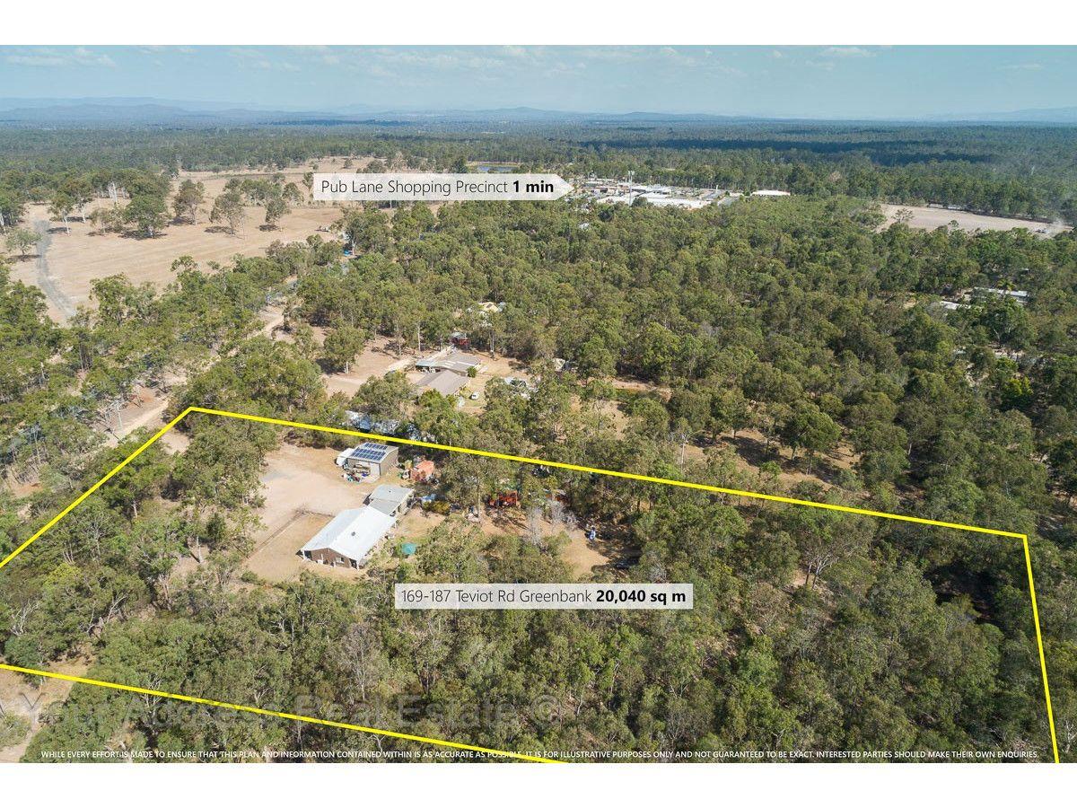 169-187 Teviot Road, Greenbank QLD 4124, Image 2