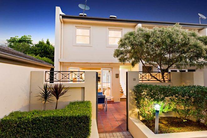 Picture of 18/33-37 Trafalgar Street, ANNANDALE NSW 2038