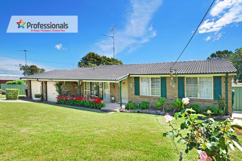 20 Mimika Avenue, Whalan NSW 2770, Image 0