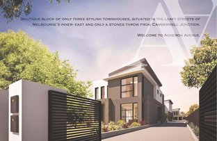 Picture of 2/11 Acheron Avenue, Camberwell VIC 3124