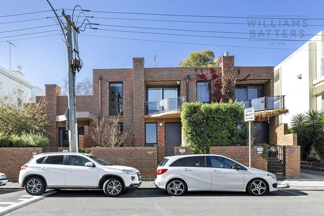 Picture of 122 Leopold Street, SOUTH YARRA VIC 3141