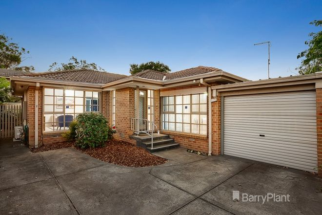 Picture of 2/69 Albert Street, MORDIALLOC VIC 3195