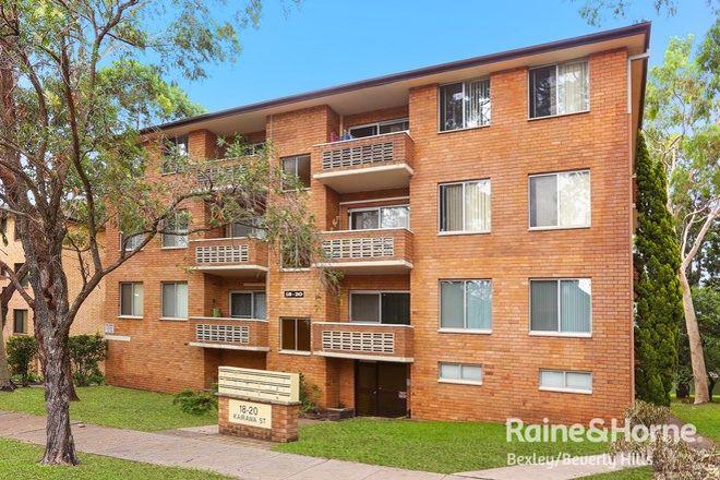 Picture of 12/18-20 Kairawa Street, SOUTH HURSTVILLE NSW 2221