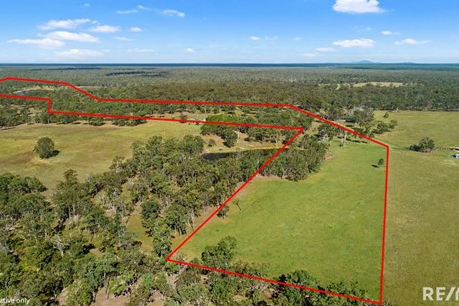 Picture of Lot 3 Anthill Road, BURGOWAN QLD 4659