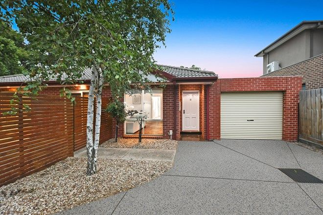 Picture of 2/6 Norma Avenue, OAKLEIGH SOUTH VIC 3167