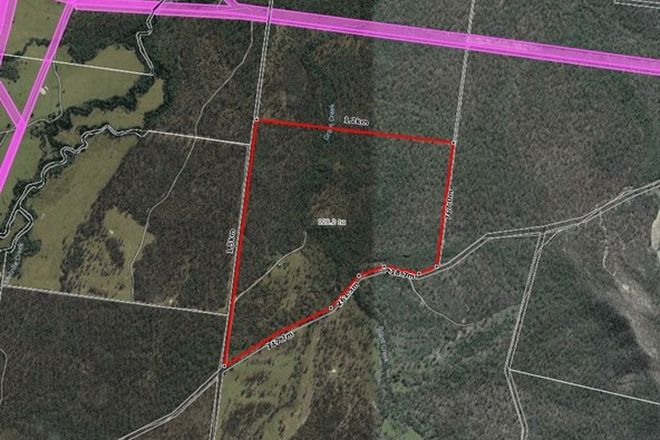 Picture of LOT 80 Doongul Stock Route Rd, DOONGUL QLD 4620