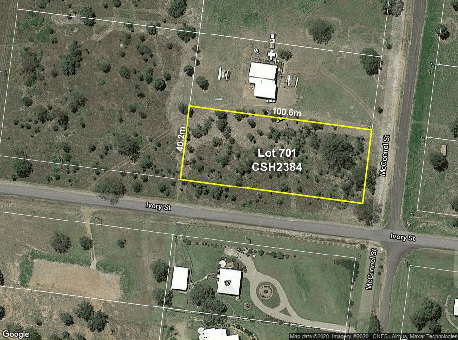 Lot 701 McConnel Street, Braemore QLD 4313, Image 2