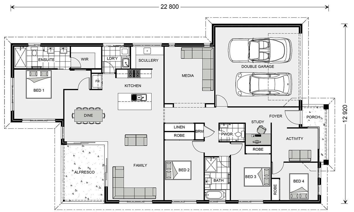 Lot 1320 Vine Way, Greenbank QLD 4124, Image 1