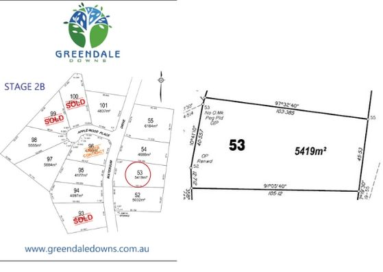 Lot 53 Watergum Drive, Pie Creek QLD 4570, Image 1