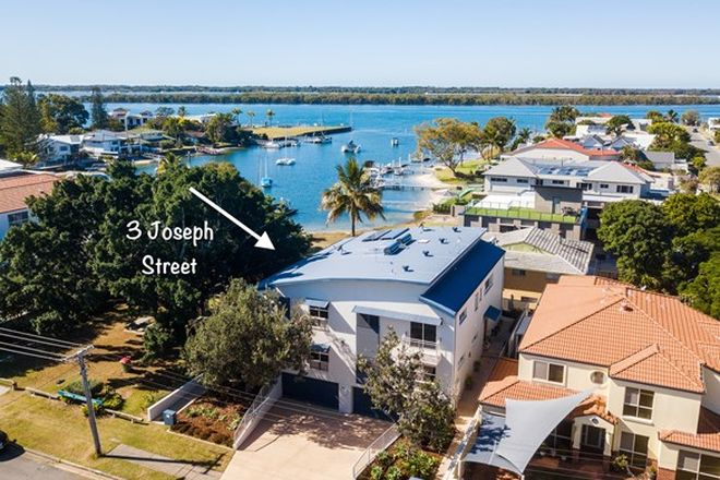 Picture of 1/3 Joseph Street, RUNAWAY BAY QLD 4216