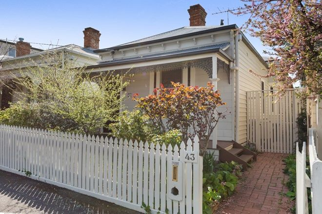 Picture of 43 Hill Street, HAWTHORN VIC 3122