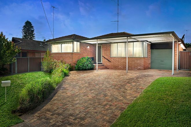 Picture of 84 Racecourse Road, SOUTH PENRITH NSW 2750