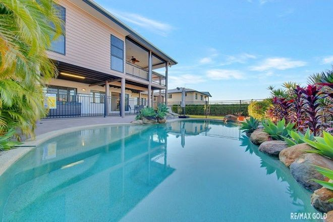 Picture of 11 Michael Court, BOYNE ISLAND QLD 4680