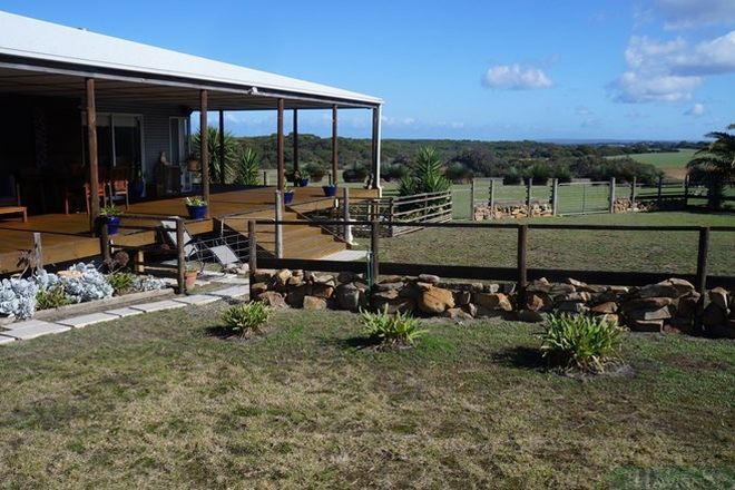 Picture of 5149 South Coast Road, VIVONNE BAY SA 5223
