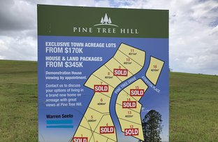 Picture of LOT 8 PINE TREE DRIVE, Winya QLD 4515