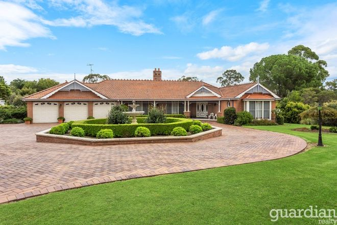 Picture of 24 Lawrence Road, KENTHURST NSW 2156