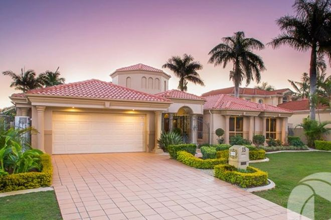 Picture of 15 Sir Bruce Small Boulevard, BENOWA WATERS QLD 4217