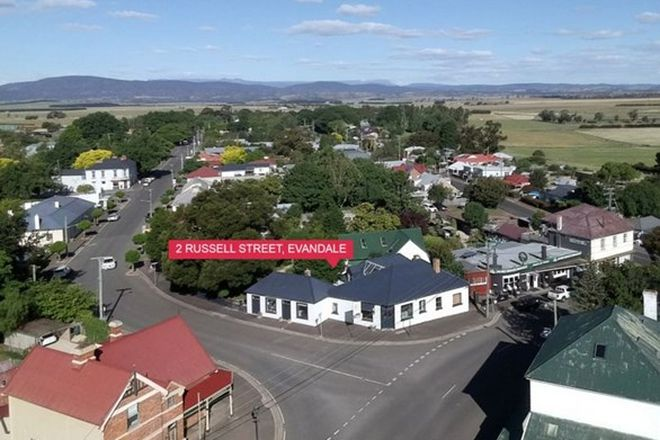 Picture of 2 Russell Street, EVANDALE TAS 7212