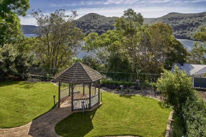 Picture of 16 Cottage Point Road, COTTAGE POINT NSW 2084