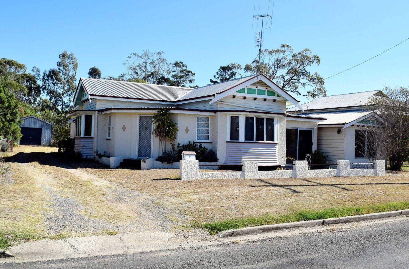 9 Elliott Street, Gayndah QLD 4625, Image 0