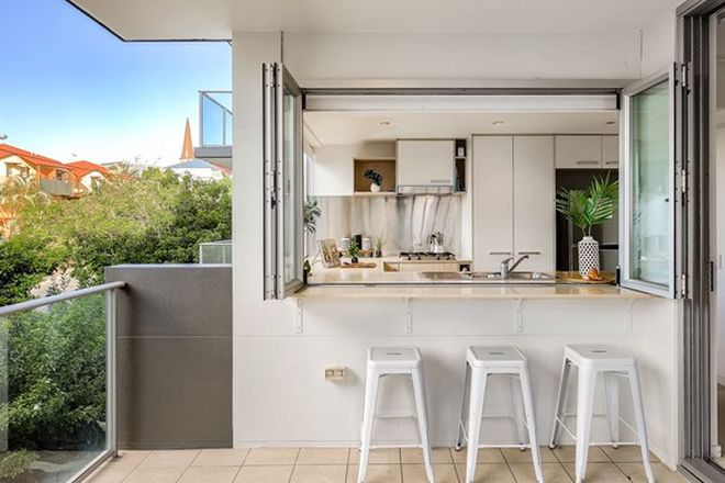 Picture of 107/51 Hope Street, SPRING HILL QLD 4000